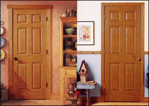 CraftMaster Harvest and Natural & Competitive Door u0026 Finish - Doors
